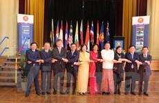 Trang trọng Lễ kỷ niệm 52 năm thành lập ASEAN tại Australia