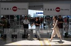 Sân bay quốc tế Hong Kong bắt đầu khôi phục hoạt động trở lại
