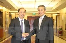 Tham khảo chính trị Việt Nam-Singapore lần thứ 12