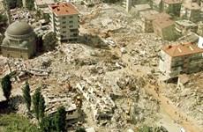 Thổ Nhĩ Kỳ có khả năng hứng chịu thảm họa động đất kinh hoàng