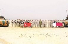 Thổ Nhĩ Kỳ chuẩn bị khánh thành căn cứ quân sự mới tại Qatar