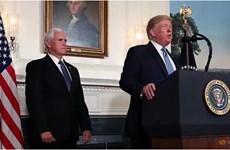 [Video] Cặp Trump-Pence tiếp tục tái tranh cử Tổng thống Mỹ 2020