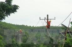 Quảng Bình triển khai các phương án đảm bảo an toàn điện mùa mưa bão