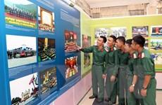 Triển lãm chuyên đề 50 năm thực hiện Di chúc của Chủ tịch Hồ Chí Minh