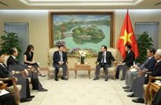 Thúc đẩy hợp tác kinh tế-thương mại với tỉnh Quảng Đông của Trung Quốc