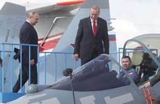 Nga và Thổ Nhĩ Kỳ thảo luận cung cấp máy bay chiến đấu tàng hình