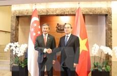 Thành phố Hồ Chí Minh thúc đẩy hợp tác toàn diện với Singapore