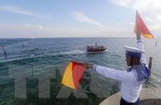 'Quốc tế cần phản ứng mạnh trước hành động của Trung Quốc ở Biển Đông'