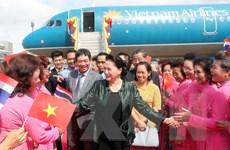 Chủ tịch Quốc hội thăm và làm việc tại tỉnh Udon Thani của Thái Lan