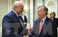 Tổng thống Belarus muốn mở ra một chương mới trong quan hệ với Mỹ