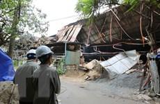 Vụ cháy Rạng Đông: Bảo đảm an toàn tuyệt đối sức khỏe cho người dân
