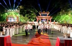 Cầu truyền hình 'Bài ca kết đoàn' - 50 năm thực hiện Di chúc của Bác