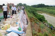 Bão số 4 gây thiệt hại nặng cho nhiều khu vực ở Thanh Hóa