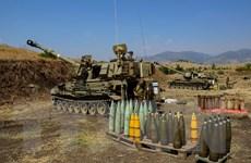Quân đội Israel pháo kích trả đũa vụ bắn tên lửa của Hezbollah