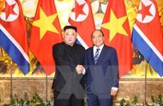 Lãnh đạo Triều Tiên bày tỏ mong muốn củng cố quan hệ với Việt Nam