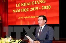 Học viện Chính trị quốc gia Hồ Chí Minh đổi mới mạnh mẽ và toàn diện