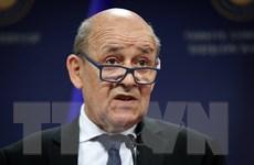 Pháp kêu gọi Iran tận dụng 'các kênh đối thoại vẫn rộng mở'