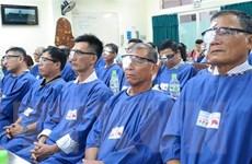 TP Hồ Chí Minh: Mang lại ánh sáng cho 600.000 bệnh nhân nghèo