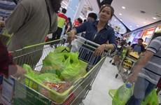 Nhiều siêu thị Thái Lan ngừng cung cấp túi nhựa dùng một lần từ 2020