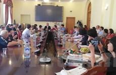 Sinh viên Nga thích thú với sự phong phú, sáng tạo của tiếng Việt