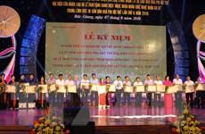 Bắc Giang coi trọng bảo tồn và phát huy giá trị dân ca quan họ, ca trù