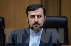 """Iran: Mỹ và Israel gây sức ép """"thái quá"""" đối với chương trình hạt nhân"""
