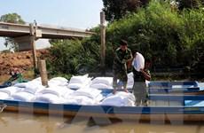 Mở đợt cao điểm kiểm tra về kinh doanh mặt hàng đường cát