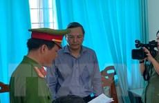 [Video] Phó Chủ tịch UBND thành phố Phan Thiết bị bắt tạm giam
