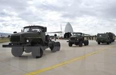 Nga công bố hình ảnh chuyển giao S-400 giai đoạn 2 cho Thổ Nhĩ Kỳ