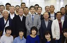 Đảng Lao động Triều Tiên tiếp phái đoàn cấp tỉnh của Nhật Bản