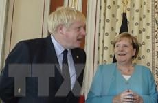 Anh và Đức nhất trí tích cực phối hợp để đạt thỏa thuận Brexit