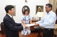 Củng cố và phát triển hơn nữa quan hệ Việt Nam-Seychelles