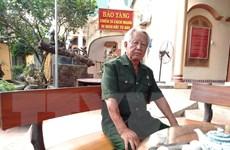 Người cựu binh lưu giữ hàng nghìn kỷ vật của các chiến sỹ bị tù đày