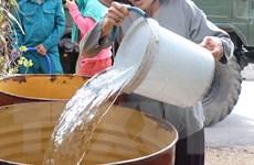 Gần 10.000 hộ dân vùng hạn mặn ở Trà Vinh thiếu nước sạch