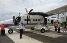 Indonesia: Một chiếc thủy phi cơ Twin Otter mất tích tại Papua