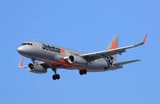 Máy bay Jetstar ở Australia hạ cánh khẩn cấp vì nứt kính chắn gió