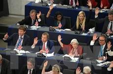 Nghị viện châu Âu thông qua nghị quyết ủng hộ lập trường EU về Brexit