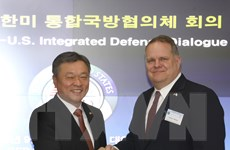Bộ Quốc phòng Hàn Quốc, Mỹ cam kết thực thi trừng phạt Triều Tiên