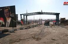 Iraq và Syria mở lại cửa khẩu chiến lược Bukamal-Qaim