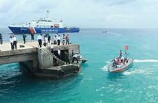 'Cần có biện pháp phản đối hành động của Trung Quốc tại Biển Đông'