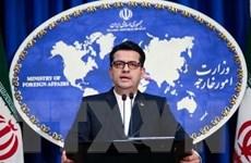 Iran khẳng định đáp trả mạnh mẽ 'các hành động gây hấn'
