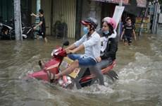 Đỉnh triều sông Sài Gòn-Đồng Nai tiếp tục xác lập kỷ lục mới 1,77m