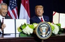Mỹ sẽ duy trì hiện diện quân sự ở Singapore đến năm 2035