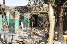 Tấn công doanh trại quân đội tại Mali, hàng chục binh sỹ thiệt mạng