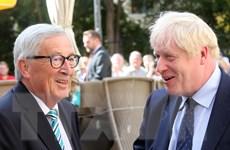 Anh tin tưởng khả năng đạt thỏa thuận Brexit với EU không quá xa vời