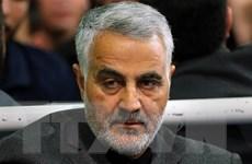 Lực lượng an ninh Iran phá tan âm mưu ám sát một tướng quân đội