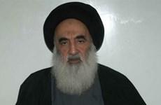 Lực lượng an ninh Iraq phá tan âm mưu ám sát Đại giáo chủ al-Sistani