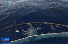 [Video] Đột phá mới trong hành trình dọn dẹp rác thải đại dương