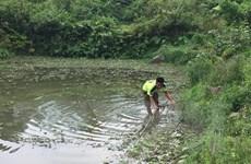 Khai thác, sử dụng và bảo vệ nguồn tài nguyên nước bền vững