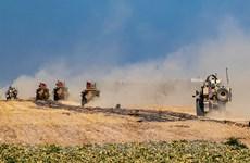 Lãnh đạo Thổ Nhĩ Kỳ, Mỹ điện đàm về 'vùng an toàn' ở Syria